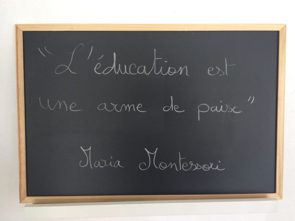 ATSEM AVS Montessori