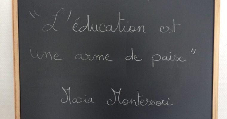 Rencontre avec Pascale, éducatrice spécialisée et A(T)SEM Montessori (épisode #3)