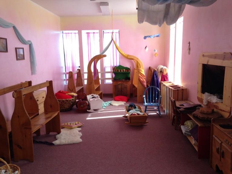 Salle de classe - Steiner Waldorf - Source L'école de mes rêves